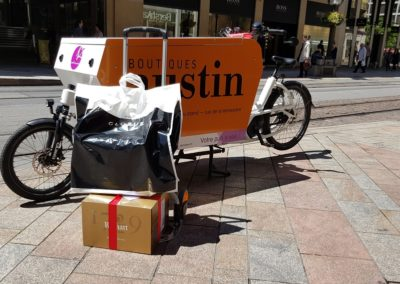 Livraison Globus shopping