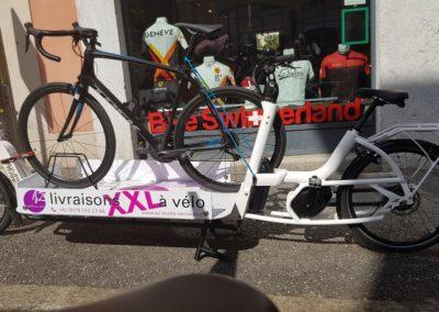 Transport vélo